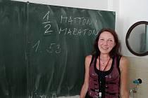 Učitelé z Českých Budějovic se chystají na půlmaraton
