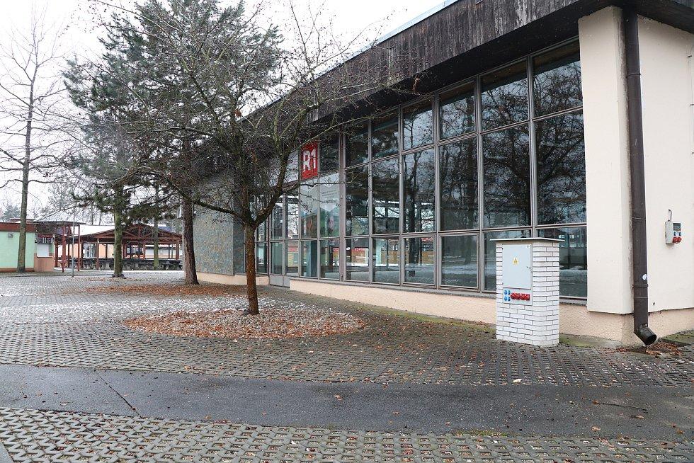 Revitalizace lesoparku a výstaviště v Českých Budějovicích