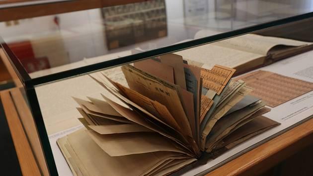 Výstava k české státnosti v archivu v Českých Budějovicích