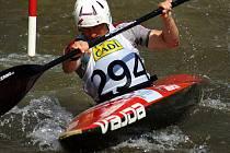 Irena Pavelková závodila na Lipně, chystá se na mistrovství světa