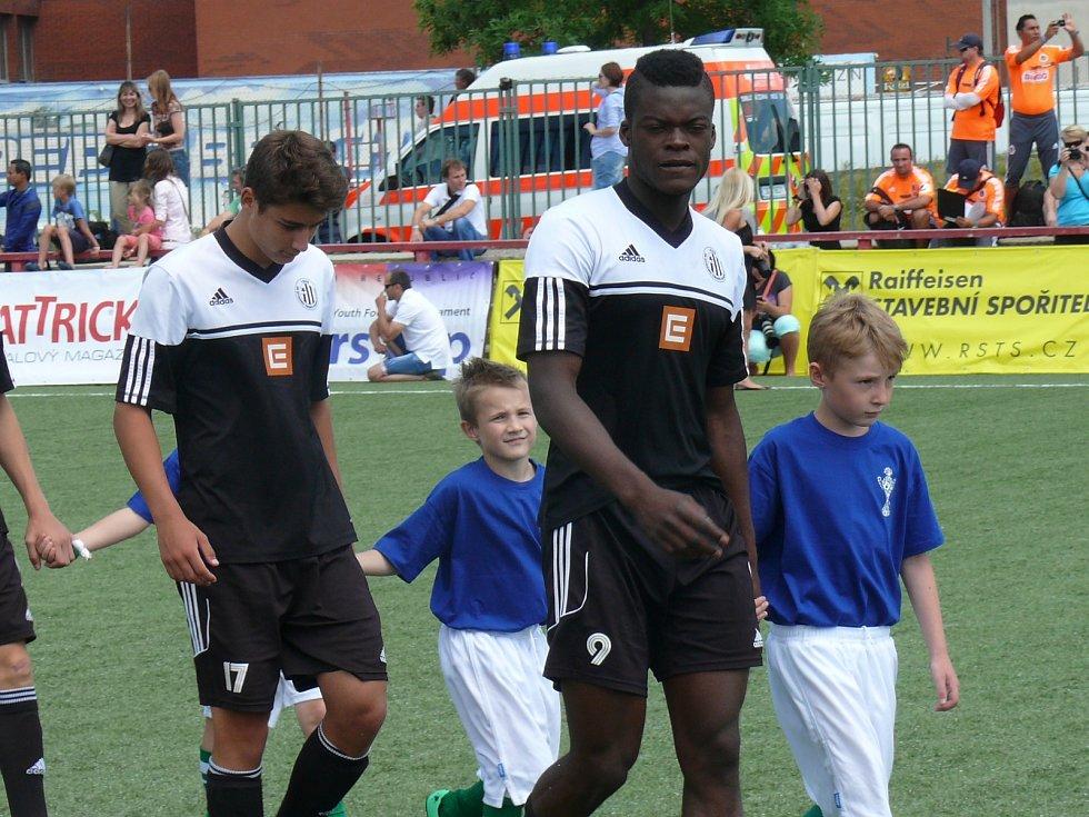 Dynamo ČB U16 na turnaji v Praze