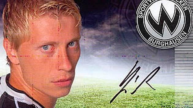 Josef Laštovka přichází z třetiligového německého Burghausenu do Dynama jako hráč s amatérským statutem.