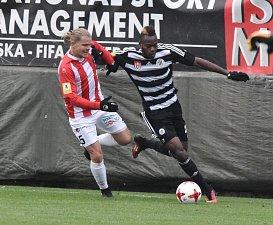 Fotbalová příprava Dynamo – Žižkov (3:1).