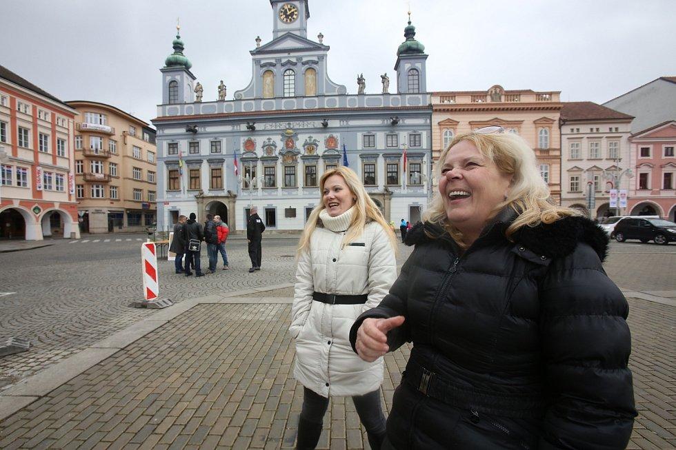 """Paní přijela podpořit demonstraci """"Islám v ČR nechceme"""" až z Ústí nad Labem"""