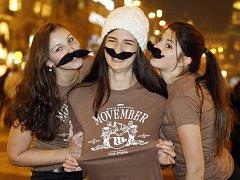 Movember. Ilustrační foto.