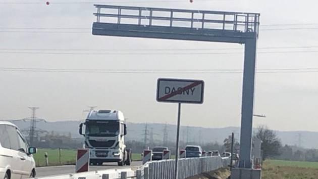 Mýtná brána v Dasném na Českobudějovicku.