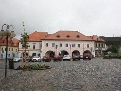 Týn nad Vltavou, ilustrační foto