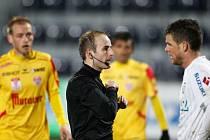 Rozhodčí sporného zápasu Altmann.