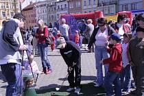 Den s Deníkem v Českých Budějovicích