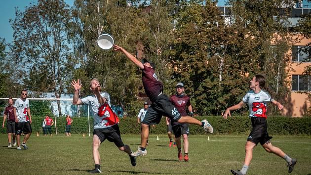 V Českých Budějovicích se konala kvalifikace na finále mistrovství republiky v ultimate frisbee.
