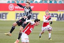 Fotbalisté Dynama České Budějovice v Ďolíčku obrali o body Pardubice