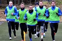 Fotbalisté Táborska zahájili už ve čtvrtek přípravu na jarní část II. ligy.