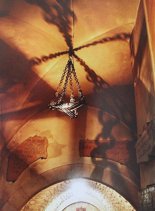 Své fotografie z Izraele vystavuje v českobudějovické Galerii Nahoře Růžena Švecová.
