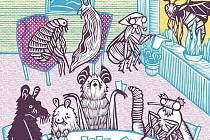Vši, blechy, roztoči,faraoni, žravé housenky a jiný hmyz, plísně a další nechutné potvory, které nikdo nemá rád, a přece tu jsou. Všechny mají své příběhy, některé jsou užitečné, jiné obdivuhodné. Píše o nich Jiří Dvořák v knize pro děti Havětník.