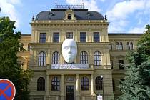 Budova Jihočeského muzea v Českých Budějovicích. Slouží nejen výstavám ale třeba i přednáškovým akcím.