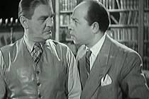 Herci Vladimír Řepa a Eduard Linkers, rodák z ukrajinské Bukoviny.