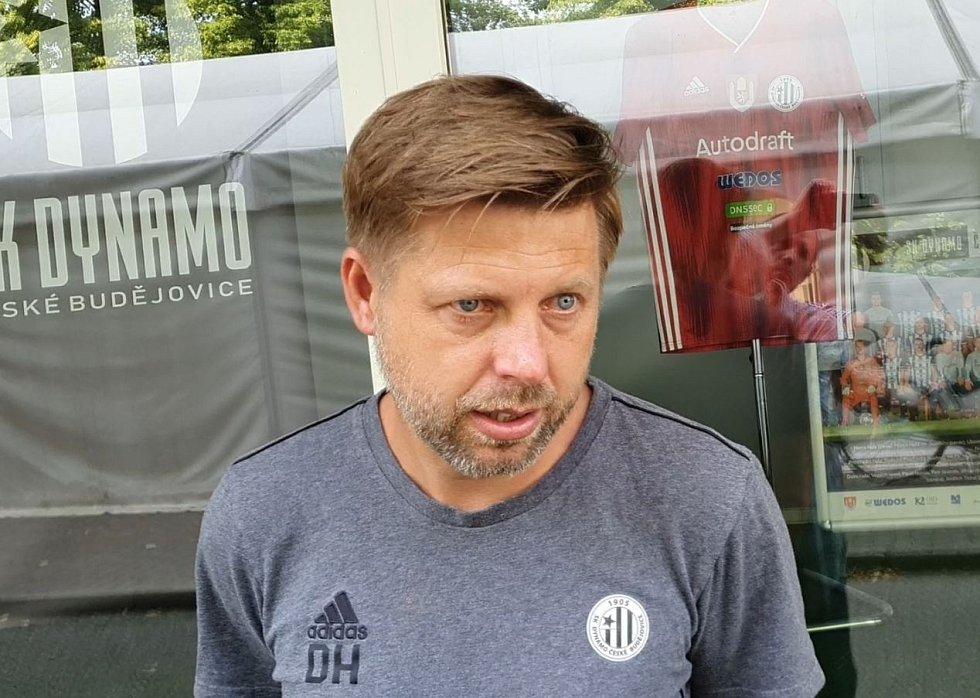 Fotbalisté Dynama České Budějovice na startu přípravy