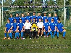 Fotbaloví dorostenci Jiskry Třeboň budou hrát v nové sezoně divizi dorostu.
