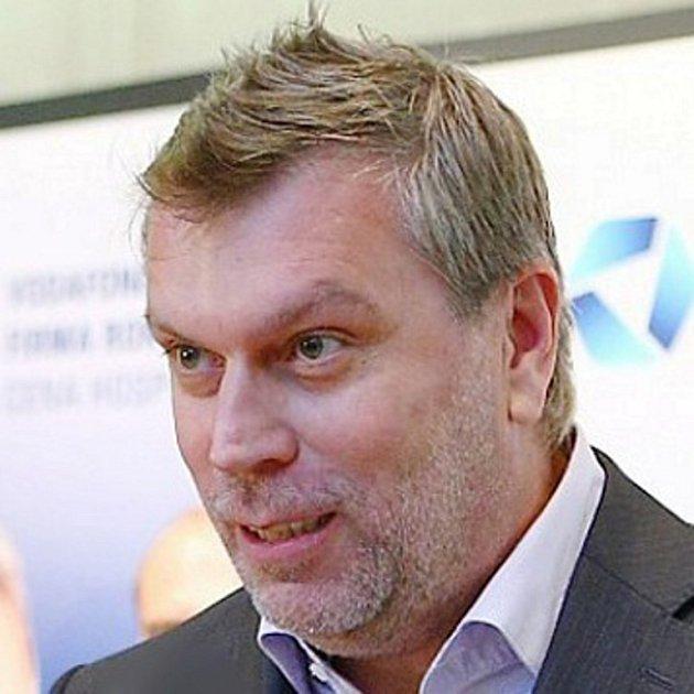 Jaroslav Turnhöfer, ředitel Ajeto Lindava