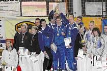 Po patnácti letech se muži TJ Karate České Budějovice dočkali:  vyhráli finále ligy družstev Českého svazu karate!