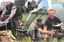 Jedním z nejvíce navštěvovaných autokempů v jižních Čechách je kemp Hejtman jih v Chlumu u Třeboně. Kemp navštěvují nejen příznivce dobrého koupání ale také rybáři. Nepříznivé počasí ale v posledních dnech kempařům hatí naděje na dobrou sezonu.