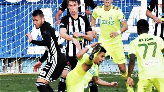 V minulém utkání doma s Karvinou fotbalisté Dynama vyhráli 3:0, uspějí Jihočeši i v sobotu?