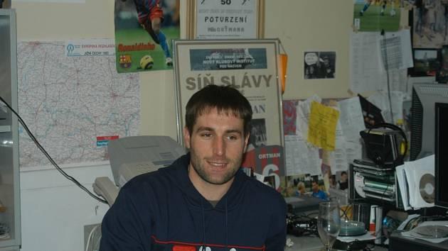 Stanislav Rožboud se stal posilou Sezimova Ústí, kam se stěhuje z Prachatic nejen ČFL, ale i někteří hráči.