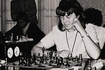 Olga Kadlecová startovala celkem na třiceti jihočeských přeborech, devět z nich vyhrála!