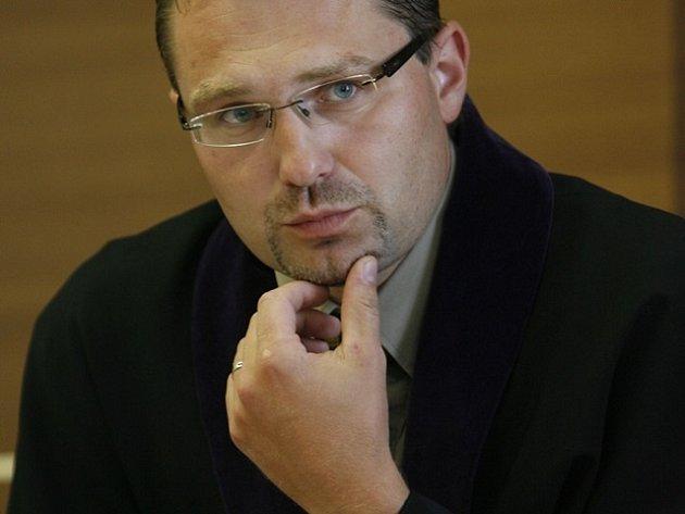 Soudce Aleš Kolář je předsedou senátu, který rozhodne v případu údajného obchodování s lidmi na Kaplicku.