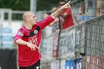 Zdeněk Ondrášek je s pěti góly druhý v tabulce ligových střelců.