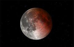 Jak dochází k zatmění? Měsíc při oběhu Země vstupuje do jejího stínu.