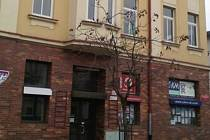 Budoucí sídlo Městské policie v Českých Budějovicích na Lannově třídě.