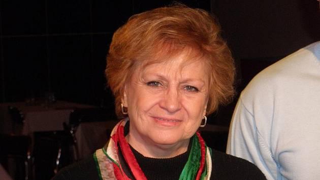 Gymnastka Věra Čáslavská je legendou českého sportu.