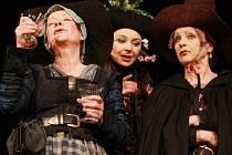 Soudné sestry v Jihočeském divadle.