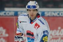 Slovenský útočník Michal Hudec odehrál ve středu proti Vítkovicím výborný zápas a svůj výkon také korunoval druhým gólem do sítě soupeře. V pátek se Mountfield představí na Kladně.