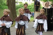 Hornické slavnosti se konají v Rudolfově od roku 2000, jen v posledních dvou letech je zrušili pořadatelé kvůli koronaviru.