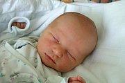 Iveta Buďová je šťastnou maminkou novorozené Sandry Machyánové. Ta se narodila 2. 4. 2018 ve 13.28 h. Její porodní váha byla 2,92 kg. Žít bude v jihočeské metropoli. Foto: Ilona Lonsmínová