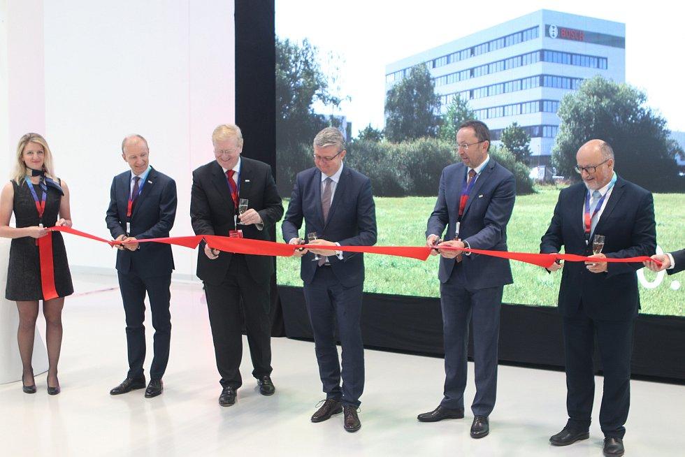 Nové vývojové centrum firmy Bosch