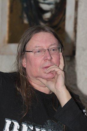 Rocker Roman Dragoun, rodák zPísku.
