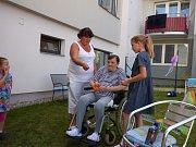 V Domově pro seniory Máj se ve čtvrtek konala Svatováclavská pouť.