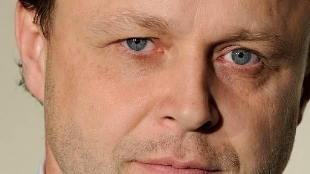 Generální ředitel ČSAD Autobusy České Budějovice Vladimír Homola.