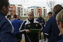 Fotbalisty Dynama dočasně povede dosavadní Ciprův asistent Jiří Lerch.