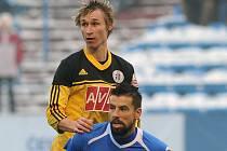 Pavel Novák ani Milanu Barošovi nedal dýchat.