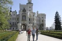 Vrátí se zámek na Hluboké a další majetek rodu Schwarzenbergů, nebo zůstane stále v držení státu, který jej vyvlastnil před šedesáti lety?