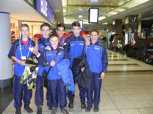 Fotbalisté z jihu Čech odletěli do Jekatěrinburgu