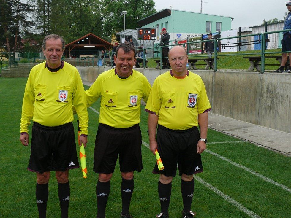 Oblíbený fotbalový turnaj Magic cup