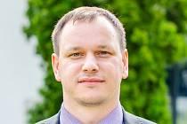 Vojtěch Stehel, od ledna 2021 se ujme funkce rektora VŠTE v Č. Budějovicích.