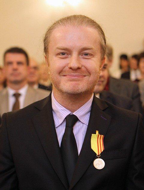 Pavel Šporcl.
