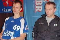 Tým Vladislava Jordáka (vlevo) čeká záchranářská práce