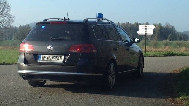 Jihočeští dopravní policisté v akci.